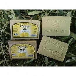 Olivové mýdlo s citrónem