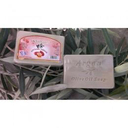 Olivové mýdlo s arganem