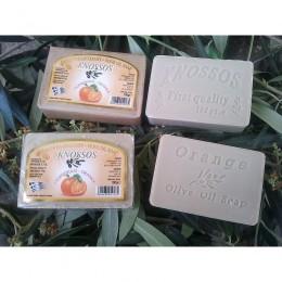 Olivové mýdlo s pomerančem