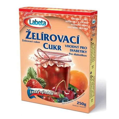 Želírovací cukr vhodný i pro diabetiky 250g LABETA