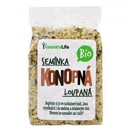 Konopná semínka loupaná 100 g BIO CL