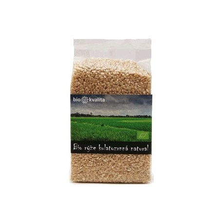 Rýže kulatozrnná natural Bio BIONEBIO