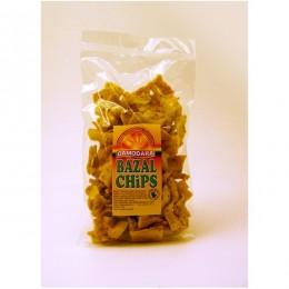 Luštěninové chipsy s bazalkou 150g DAMODARA