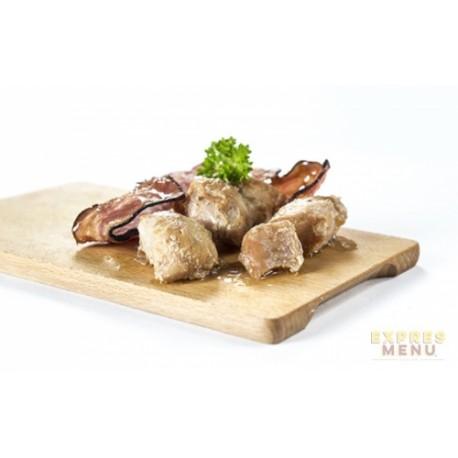 Králičí maso na slanině 300g Expres Menu