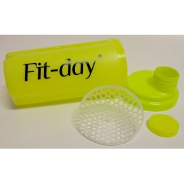 Fit-day shaker