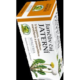 Jančův čaj jaterní 20 sáčků