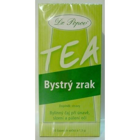Čaj Bystrý zrak POPOV