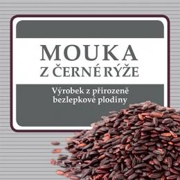 Mouka z černé rýže 250 g ADVENI