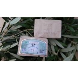Olivové mýdlo s vůní šalvěje 100g