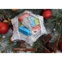 """Vánoce sladové müsli - """"Vánoční hvězda"""" v alu"""