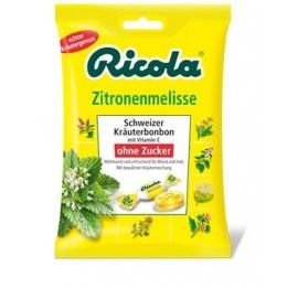 Ricola - Zitronenmelisse - meduňka 75g
