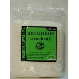 Kokos strouhaný bio 200g BIONEBIO