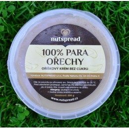 100% máslo z para ořechů Nutspread 250 g