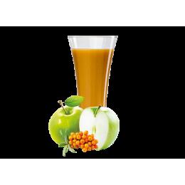 Mošt Jablko-rakytník 100% 200 ml Ovocňák