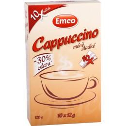 Cappuccino bez řepného cukru - porce EMCO