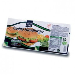 Hamburger housky 180g (2x90g) NutriFree