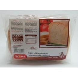 Bezlepkový chléb bílý 400g PROVITA