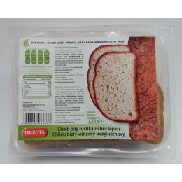 Chléb bez lepku rustikální bílý 235g PROVITA