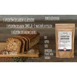 Bezlepkový chléb BODYGUARD s proteiny a vlákninou 450g Adveni