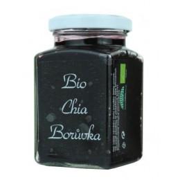 Ovocná pomazánka Bio chia borůvka 260g