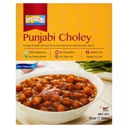 Pandžábská pochoutka z hrášku (Punjabi Choley) 280g ASHOKA