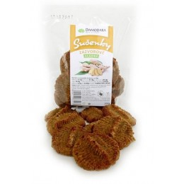 Zázvorové sušenky 100g DAMODARA
