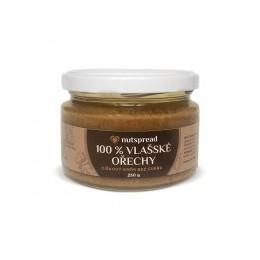 100% máslo z vlašských ořechů Nutspread 250 g