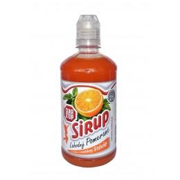 Sirup Oranž 500ml Nova Fruit - CUKR STOP