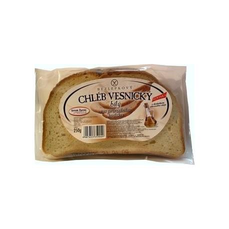Bezlepkový chléb vesnický - bílý Provita 200g