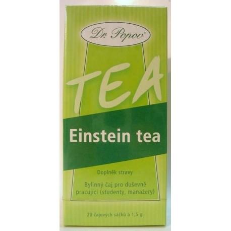 Einstein tea - čaj 20 sáčků POPOV