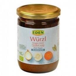 Bujon zeleninový WÜRZL sklo 250 g BIO EDEN