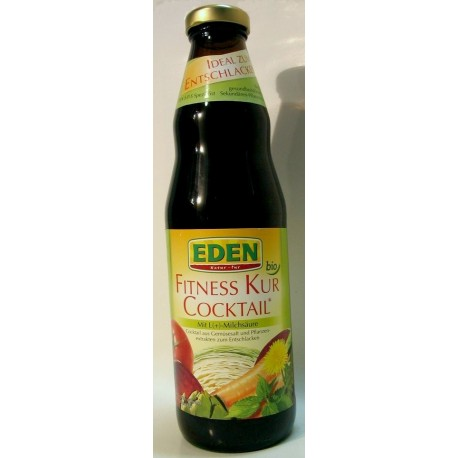 Eden - Fitnes-Kur-Coctail 750ml