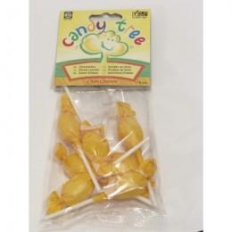 Lízátka 7ks x 10g citron bio