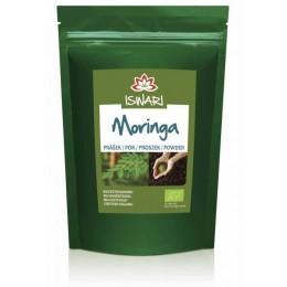 Moringa Bio prášek 125 g ISWARI