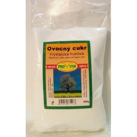Ovocný cukr - Krystalická fruktóza 500g