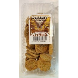 Grahamky 150g - Natural