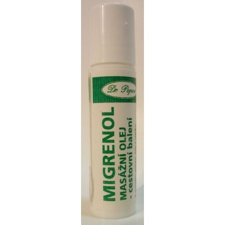 ROLL - ON Migrenol, 6 ml