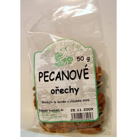 Pecanové ořechy 50g ZDRAVÍ Z PŘÍRODY