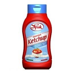 Ketchup bez přídavku cukru 500g SPAK