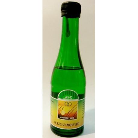 Olej sezamový bio 200 ml CL