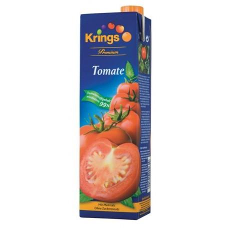 Rajčatová šťáva 1L Krings