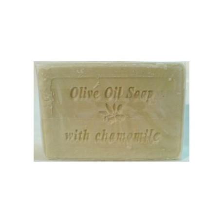 Olivové mýdlo s heřmánkem 100g