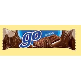 Go müsli tyčinka čokoládová 23g