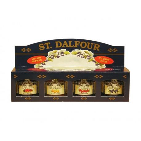 Dárková sada džemů St. Dalfour 4x28g