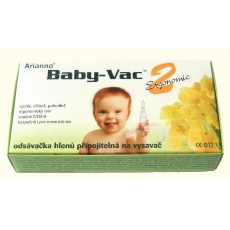 Babyvac 2 - odsávačka hlenů