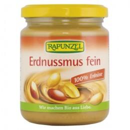 Bio 100%-ní arašídová pasta jemná 250 g RAPUNZEL