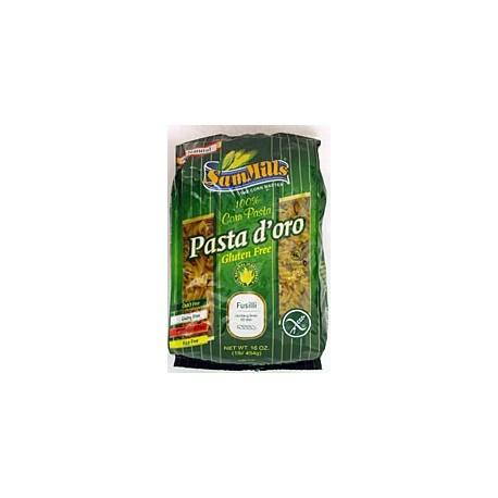 Kukuřičné těstoviny - Fusilli 500g bezlepkové SamMills