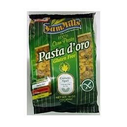 Kukuřičné těstoviny - Cornetti rigati 500g bezlepkové SamMills