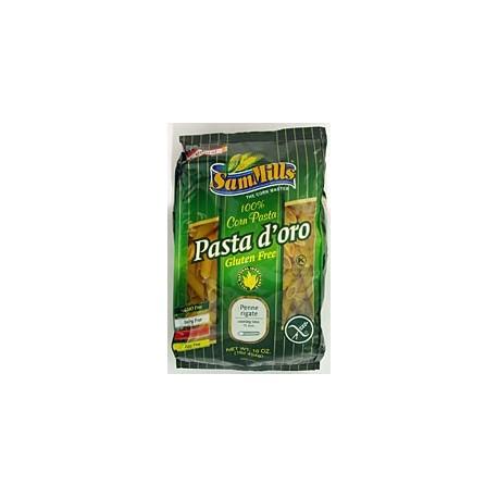 Kukuřičné těstoviny - Penne rigate 500g bezlepkové SamMills