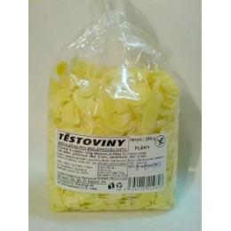 Bezlepkové těstoviny - Fleky 250g Rytinová
